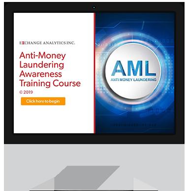 Anti-Money Laundering Training - Exchange Analytics Inc